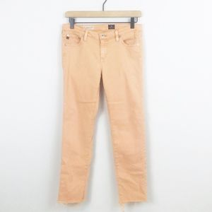 Ag Adriano Goldschmied Jeans - [AG] Orange The Legging Super Skinny Ankle Jeans